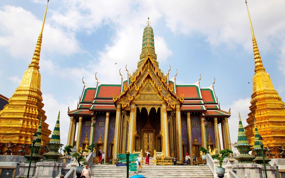 Екскурзия Очарователен Тайланд-Банкок и Пукет 2018 -