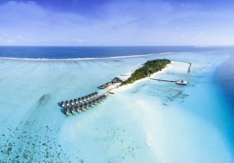 Почивка в Summer Island Maldives 4*