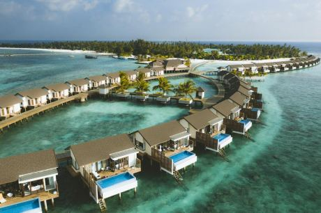 Почивка в Atmosphere Kanifushi 5*