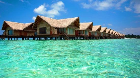 Почивка в Adaaran Select Hudhuranfushi 4*