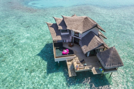 Почивка в Jumeirah Vittaveli Maldives 5*